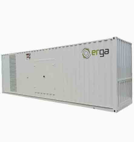 Soundproof Gensets