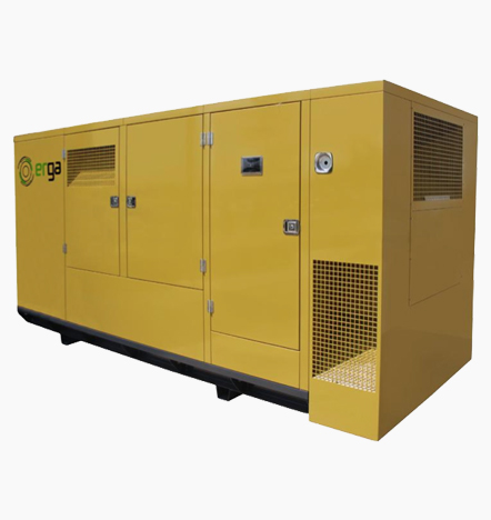 Soundproof Gensets PERKINS