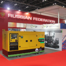ERGA PRODUCTS HAVE BEEN SUCCESSFULLY PRESENTED IN DUBAI